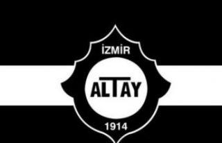 Altay Ferhat'ı Samsun'a kaptırdı