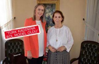 Bölünmez Çankırı'dan Saygın'a moral ziyareti