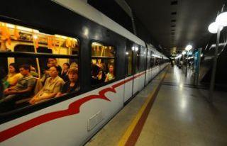 Büyükşehir'den metro isyanı: 18 aydır haber...