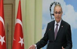 CHP'li Öztrak'tan 'ümmet' açıklaması