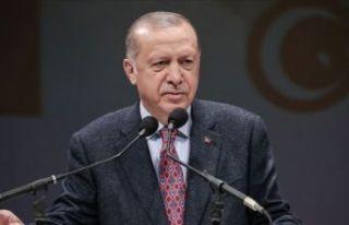 Erdoğan'dan YÖK Başkanına 'kadın üniversitesi'...
