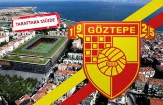 Göztepe Stadı'nın kapasitesi artacak! İşte...