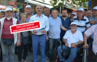 İzmir'de Milli Piyango bayilerini sevindiren...