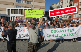 İzmirli başkandan çevrecilere destek