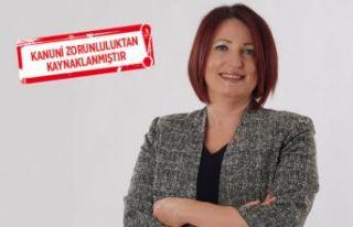 Karaburun Belediye Başkanı İlkay Girgin Erdoğan,...