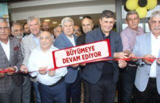 Kardeşler Büfe, 6.şubesini Karşıyaka'da açtı