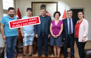 KARGEM'den Türkiye birinciliğine!