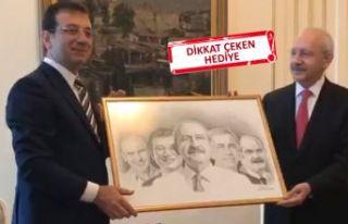 Kılıçdaroğlu İBB'yi ziyaret etti