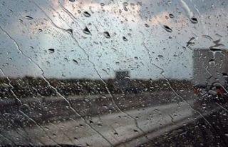 Meteoroloji Ege'yi uyardı! Kuvvetli yağış...