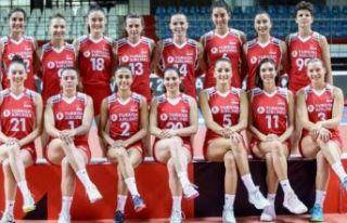 2019 CEV Kadınlar Avrupa Şampiyonası başlıyor!