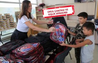 Gaziemir'de öğrencilere tam destek