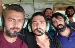 Kaçırılan Türk denizciler bayram sabahı Türkiye'de...