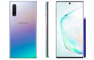 Samsung Galaxy Note 10 özellikleri ve fiyatı lansmanda...