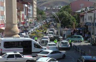 Türkiye'nin en az nüfusuna sahip kenti doldu...