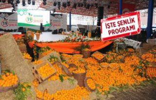 Seferihisar'da hasat ve şenlik zamanı