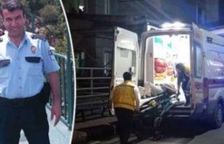 Bursa'da başından vurulan polis memuru şehit...