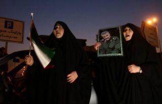 "İran Devrim Muhafızları'ndan ""Sert intikam""..."