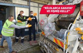 Çiğli Belediyesi'nden kaçak sakatat baskını