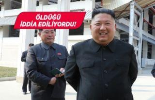 Kuzey Kore lideri Kim Jong-un'un fotoğrafları...