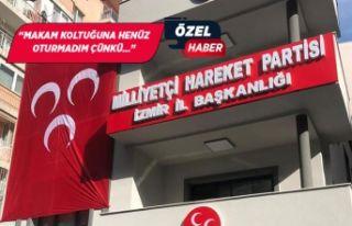 MHP İzmir yeni binasına taşındı