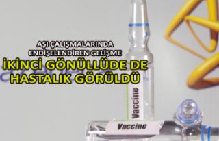 Aşı çalışmalarında endişelendiren gelişme