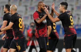 Galatasaray'ın kozları Falcao, Belhanda ve...