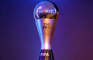 2020 FIFA En İyiler Ödülleri içi adaylar belli...