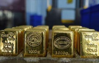 Altının kilogramı 462 bin liraya yükseldi