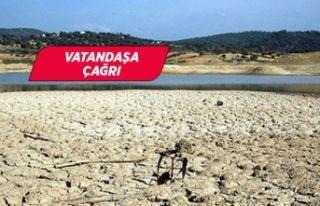 Erdoğan'dan 'kuraklık' açıklaması