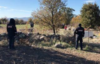Uşak'ta kaybolan 89 yaşındaki kadın ölü...