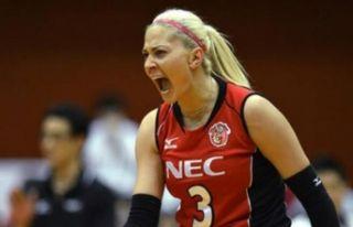 Voleybolcu Yeliz Başa, kariyerini Tayland'da...