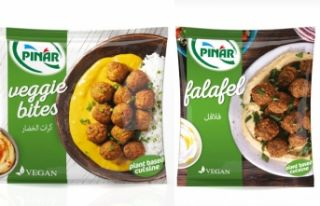 Pınar Et'ten yepyeni vegan ürünler