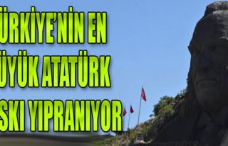 Atatürk Maskı Yıprandı