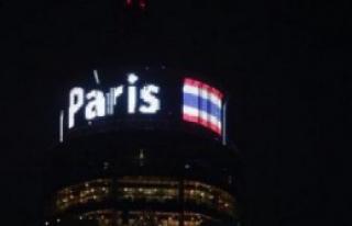 Bangkok'tan Paris'e Destek