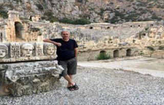 Antalya'da Bulunan 4 Mezar Şaşırttı