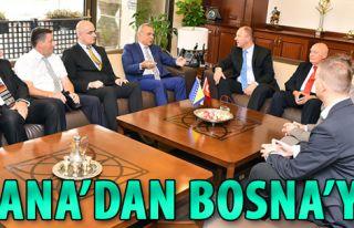 Gana'dan Bosna'ya