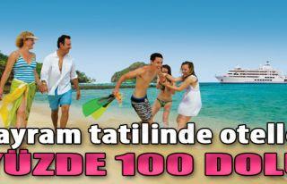Bayram Tatilinde Oteller Yüzde 100 Dolu