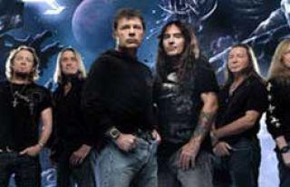 Iron Maiden Bu Akşam İnönü'de