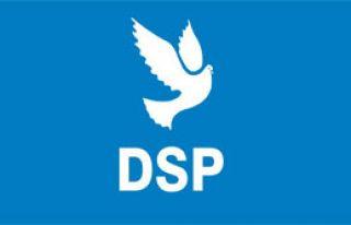 DSP İzmir'den İlk Açıklama!