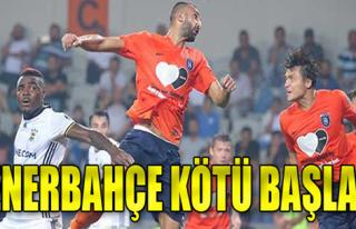 Başakşehir 1-0 Fenerbahçe