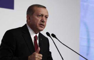 Erdoğan Sonuç Bildirgesini Açıkladı