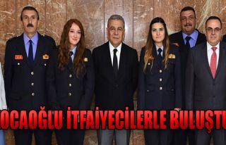 Kocaoğlu'nun 'Gurur' Fotoğrafı