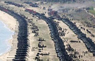Kuzey Kore'ye Karşı Savaş Önlemi