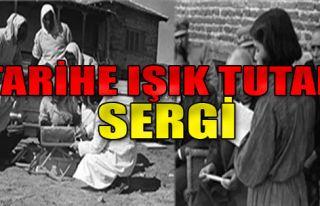 Tarihe Işık Tutan Sergi