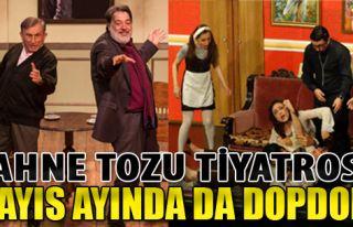 Sahne Tozu Tiyatrosu Mayıs Ayında da Dopdolu