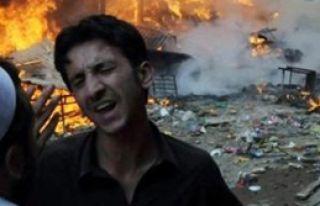 Pakistan'da Roketli Saldırı: 11 Ölü
