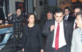 Reina Yerine Beyoğlu Gezisi