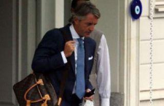 Mancini Metin Oktay Tesisleri'nde