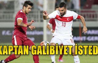 Türkiye, Katar'ı 2 Golle Geçti