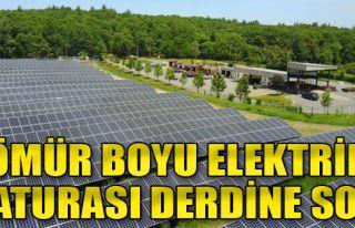 Seferihisar'da Enerji Devrimi Başladı